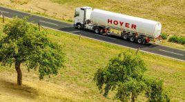 HOYER extinde ponderea transportului intermodal în operațiunile sale