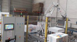 Austrotherm Com optimizează procesele de paletizare cu o soluţie de robotizare propusă de Mach FTD