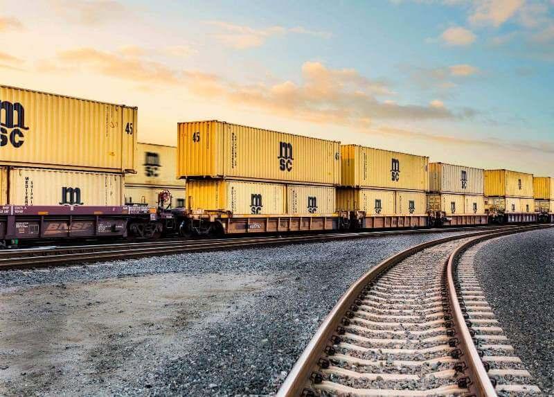 Un nou serviciu feroviar al MSC conectează Turcia și Germania