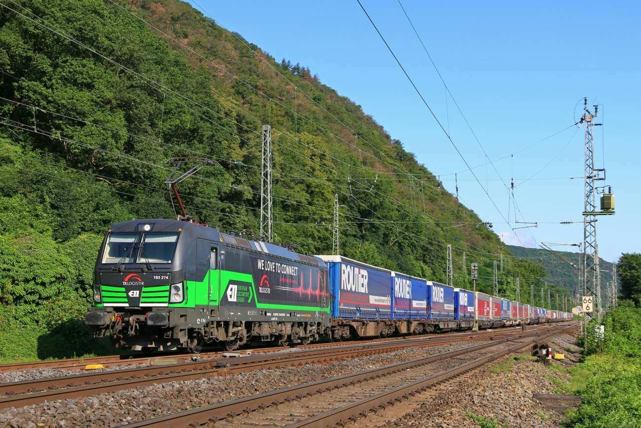 Raport UIRR: RețeauaTEN-T trebuie să răspundă nevoilor transportului intermodal
