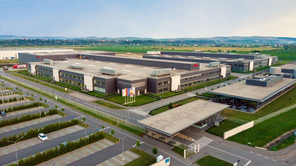 Bosch: rezultate financiare peste așteptări în România în 2020