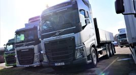 Camioanele rulate Volvo Trucks disponibile pe o nouă platformă online