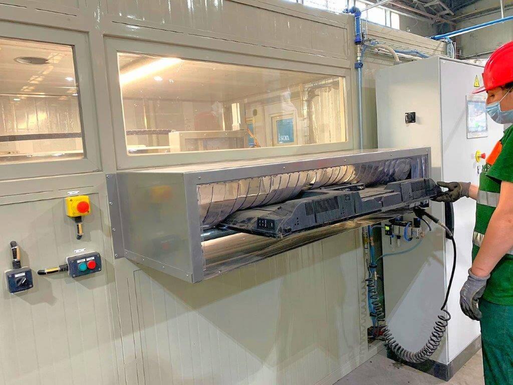GreenWEEE a reciclat 150 000 de echipamente cu ecran plat într-un an