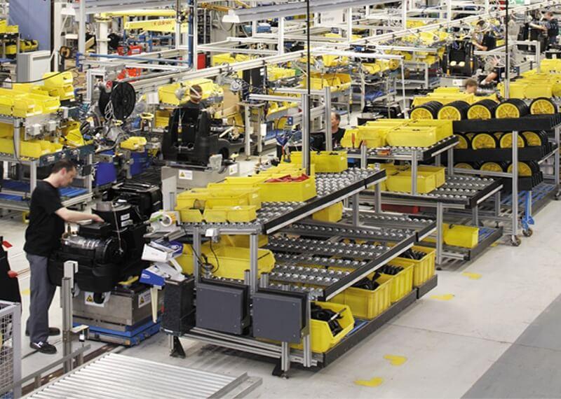 Kärcher investește 20 milioane euro în extinderea fabricii de aspiratoare de la Curtea de Argeş