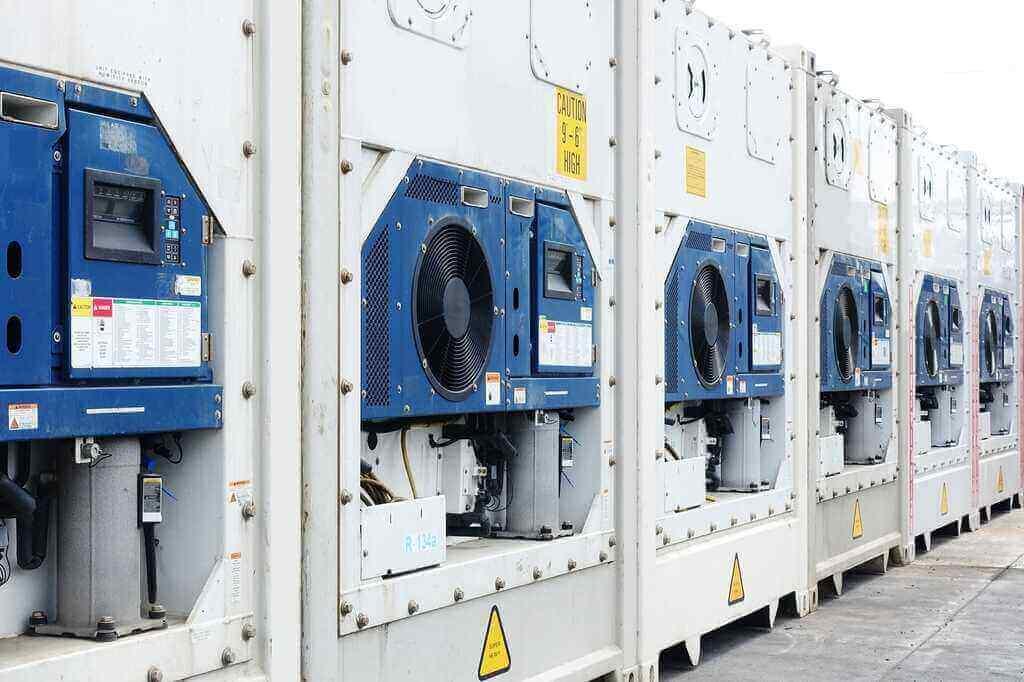 Portul Rotterdam digitalizează procesele vamale pentru containerele reefer