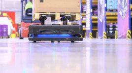 DB Schenker investește în producătorul  croat de roboți mobili autonomi Gideon Brothers