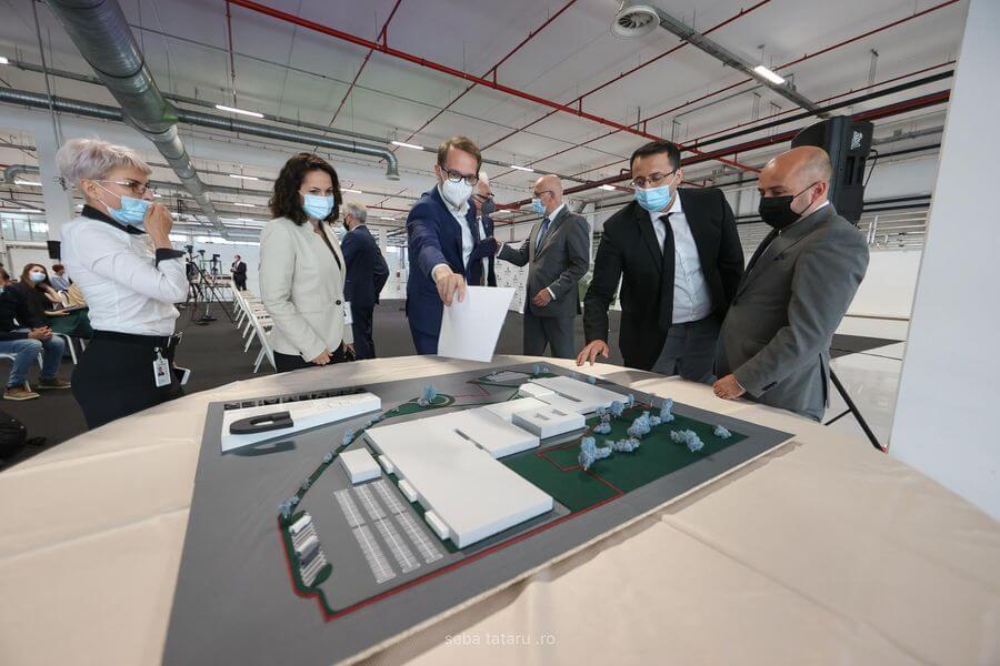Investiție DRÄXLMAIER la Timișoara: 200 milioane euro pentru producția de baterii electrice pentru automobile