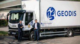 Geodis investește în 200 de camioane IVECO alimentate cu CNG