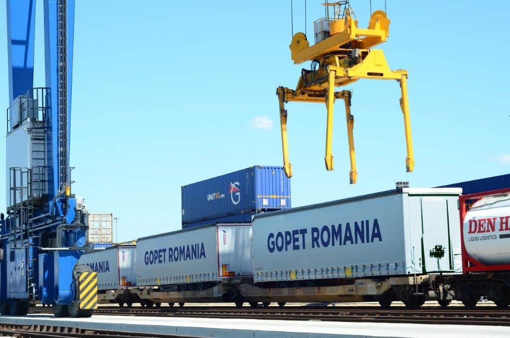 Dan Suciu, GOPET România: în 2021 ne dorim o creștere și consolidare pe segmentul de transport intermodal