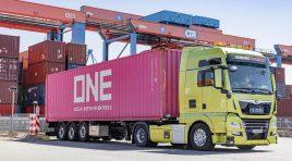 Camioanele autonome testate cu succes în portul Hamburg