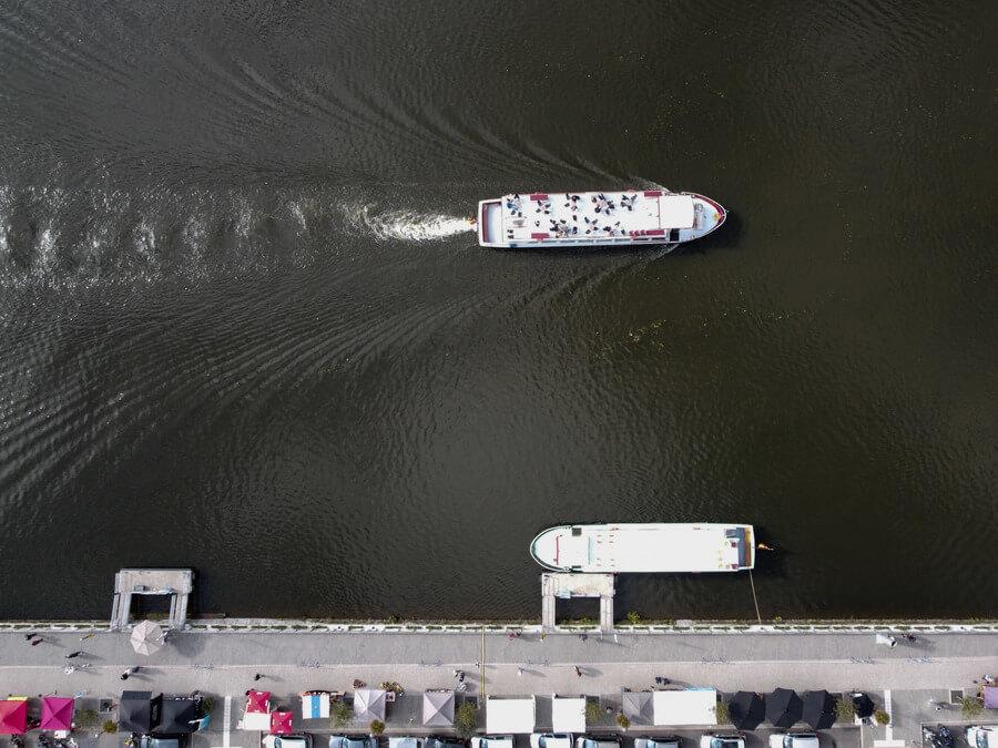 Care este planul UE pentru dezvoltarea transportului de marfă pe căile navigabile interioare?