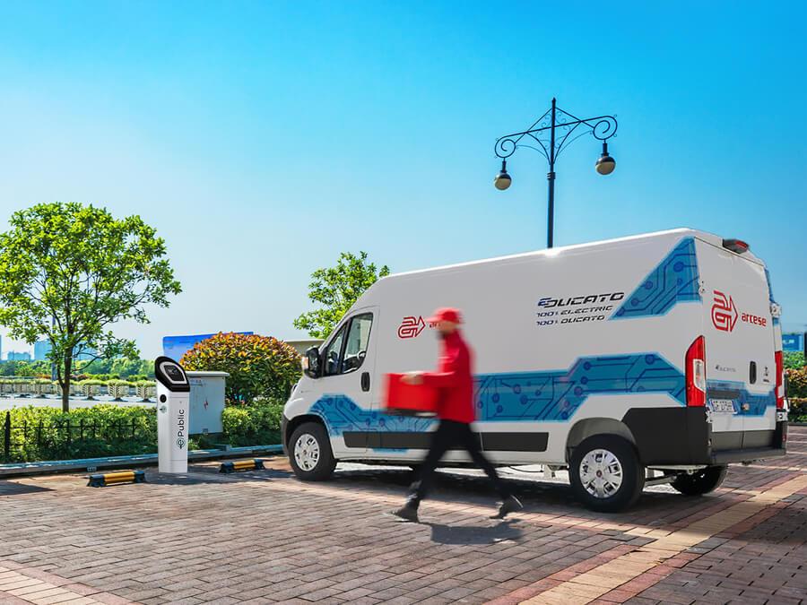 Arcese și Free2Move eSolutions lucrează împreună pentru o mobilitate sustenabilă