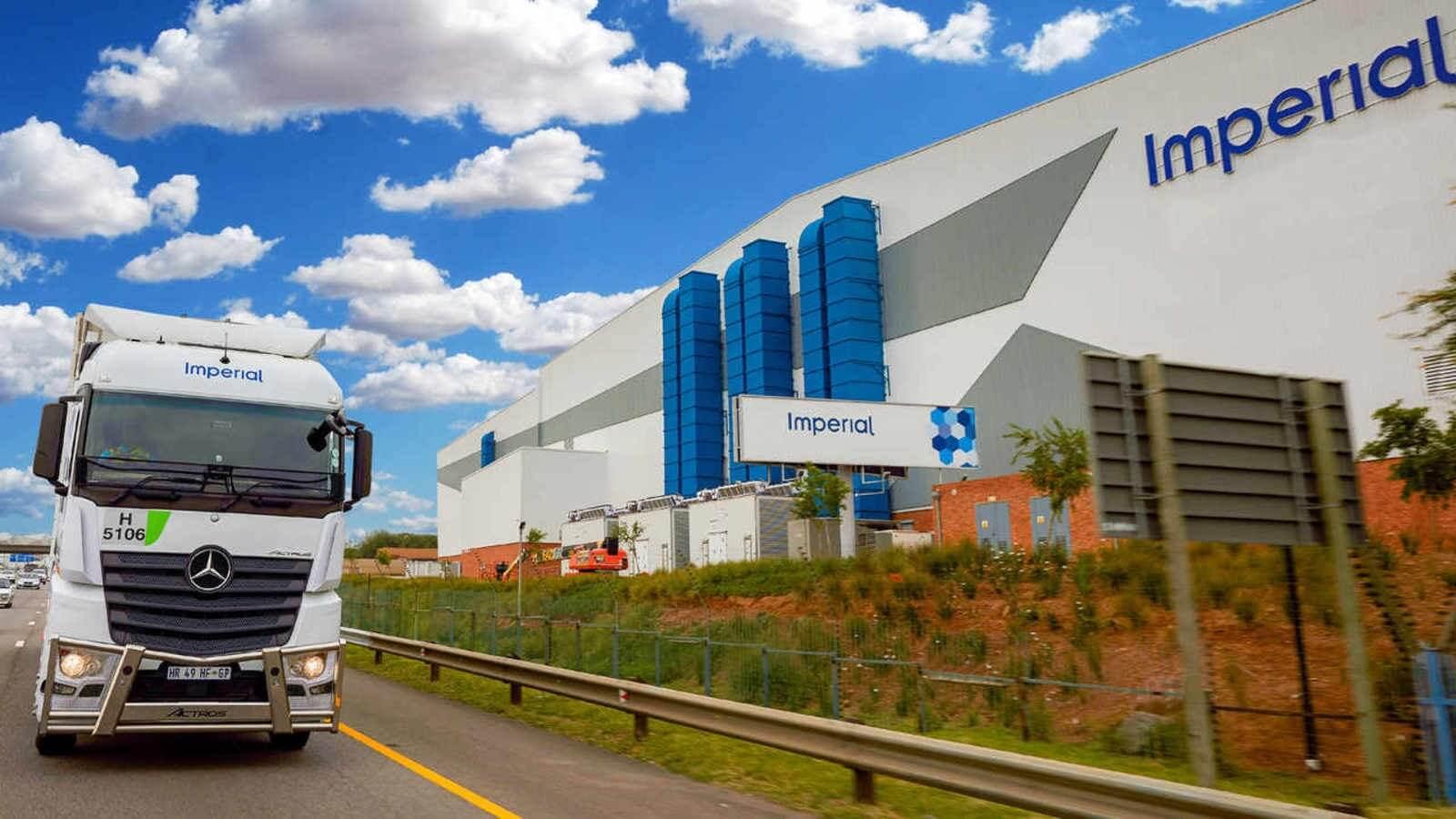 DP World intenționează să achiziționeze Imperial Logistics