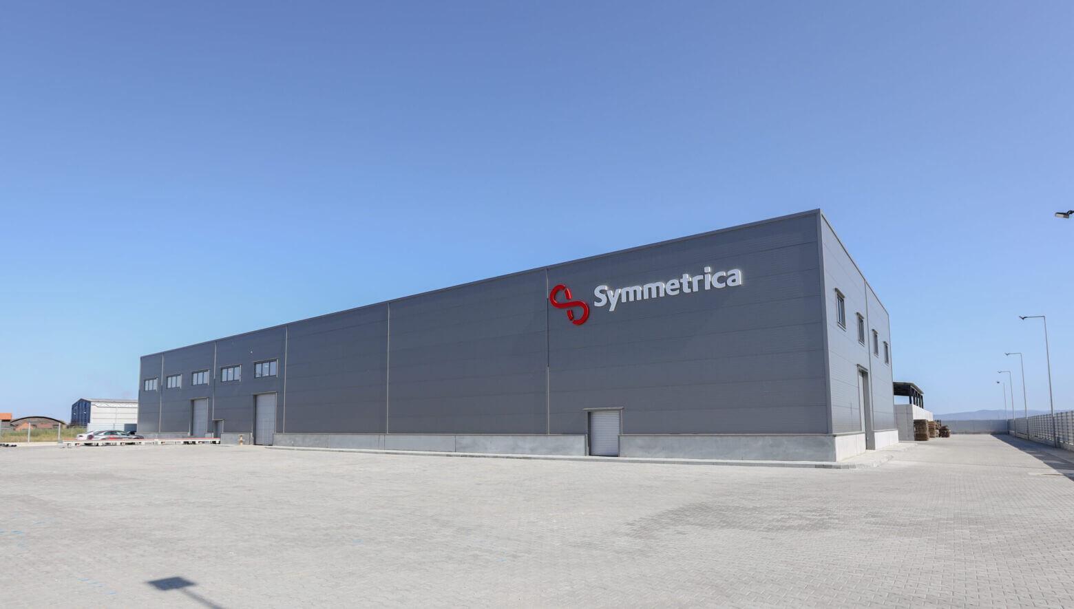 SYMMETRICA a investit 6 milioane de euro într-o nouă unitate de producție în județul Arad