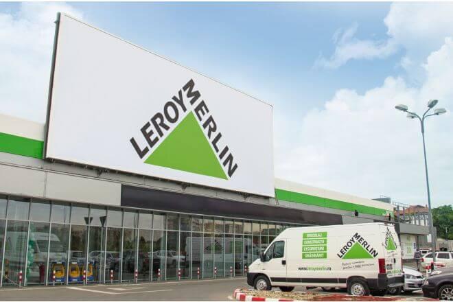 Leroy Merlin listează în magazinul online toate produsele din portofoliu și oferă acoperire națională pentru livrări