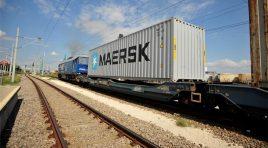 Maersk conectează printr-un serviciu intermodal portul Burgas și Plovdiv în Bulgaria