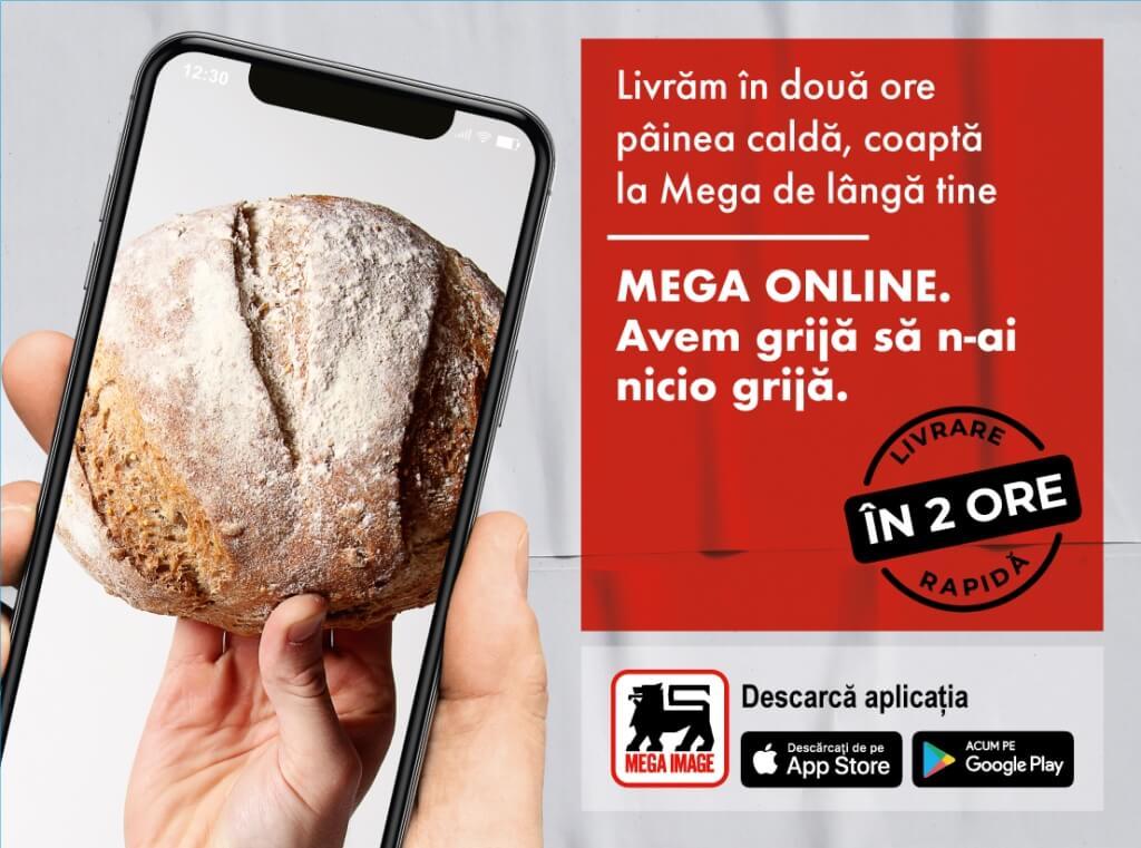 Mega Image renunță la parteneriatul cu eMAG și se concentrează pe propriul magazin online