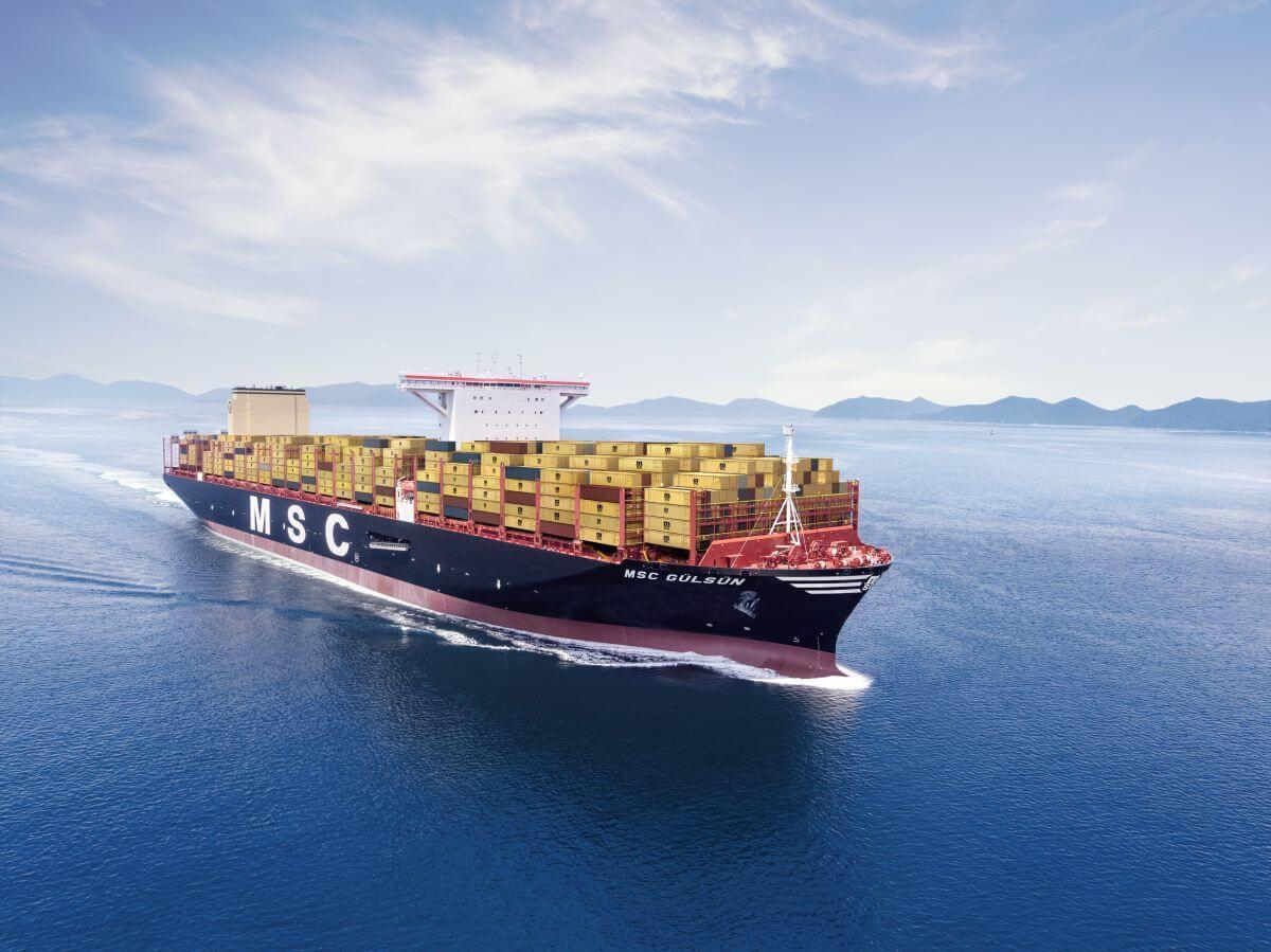 Decarbonizarea transportului maritim containerizat: MSC și Shell semnează un acord de colaborare