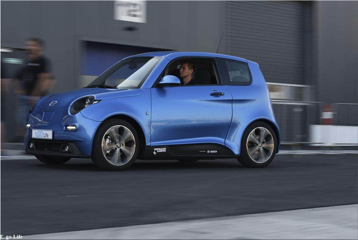 Startup-ul de vehicule electrice Next.e.GO Mobile SE investește într-o fabrică în Bulgaria