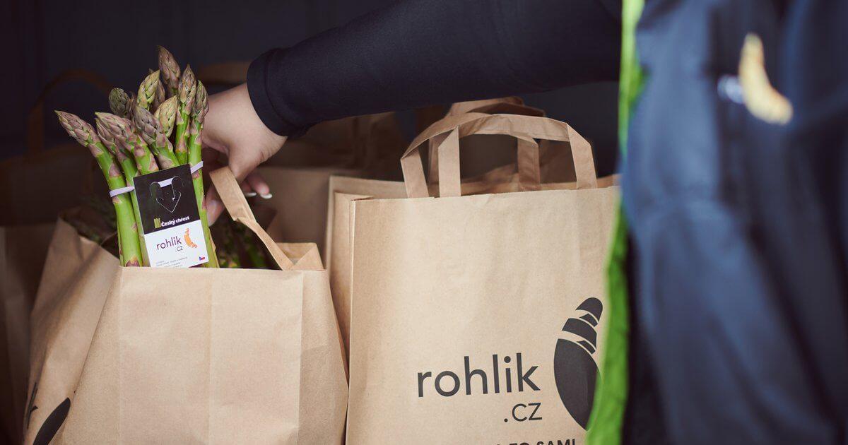 Rohlik intră pe piața de livrări online de produse alimentare din România și deschide un depozit logistic în CTPark Bucharest North