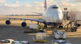 IATA: În mai transportul aerian de mărfuri a crescut cu 9,4% peste nivelul pre-pandemic