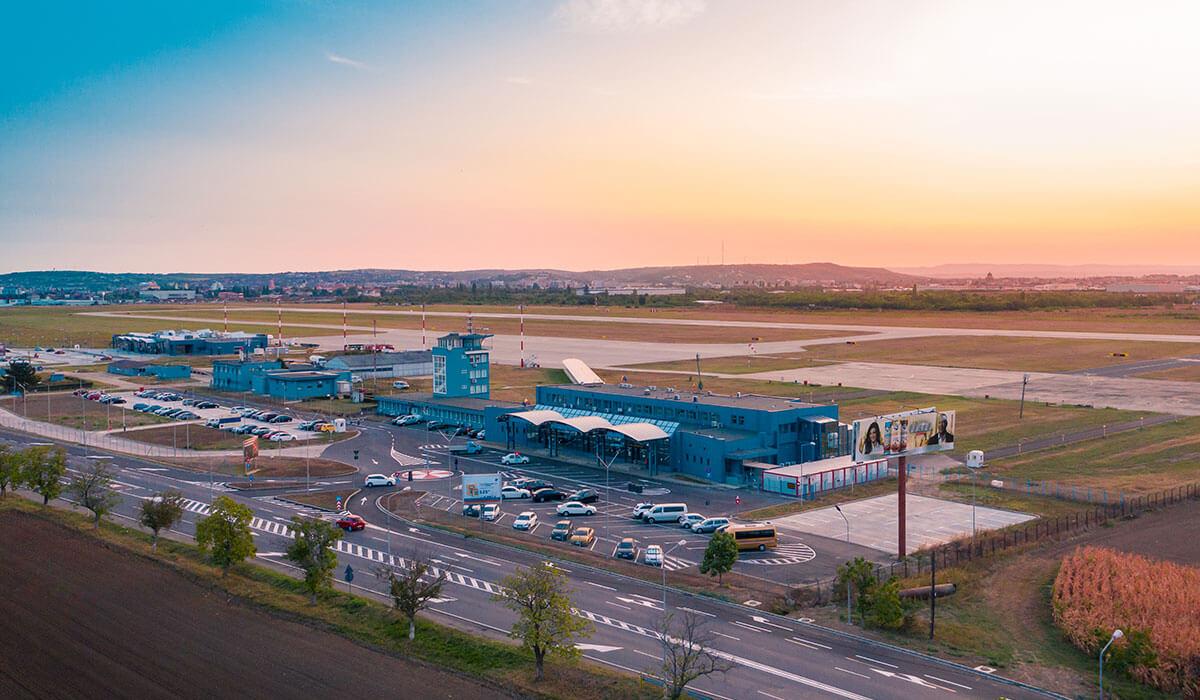 Cine este câștigătorul licitației pentru construcția terminalului cargo al Aeroportului din Oradea?