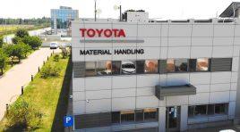Toyota Material Handling Romania: Primul HUB de automatizare a proceselor intralogistice din țară