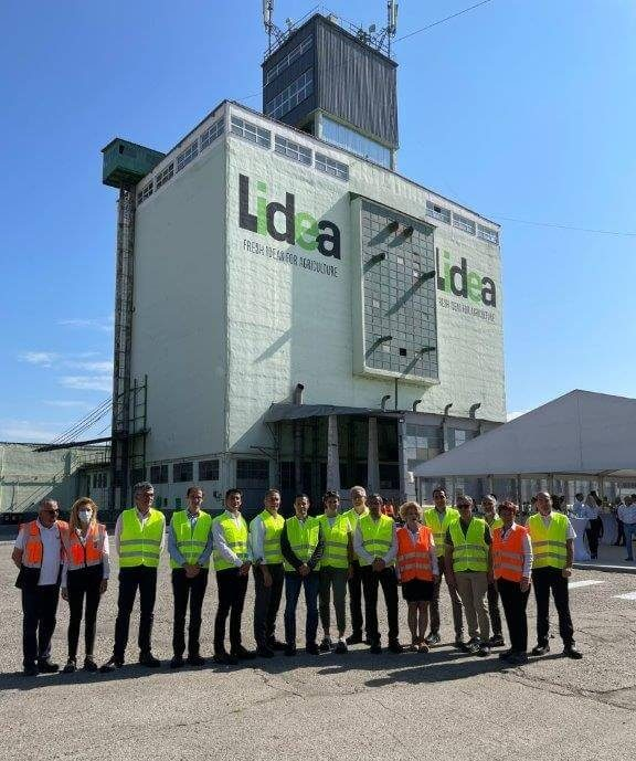O nouă fabrică în Brăila: Lidea a inaugurat o unitate de producție și ambalare semințe