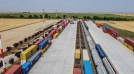 METRANS își extinde activitatea în România cu o conexiune feroviară directă între terminalul său din Budapesta și terminalul AFLUENT din Arad