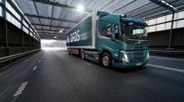 DFDS comandă 100 de camioane electrice Volvo FM Electric
